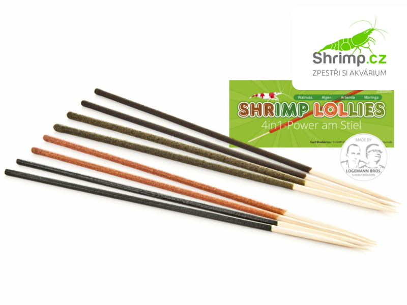 GlasGarten Shrimp Lollies 4in1 Power
