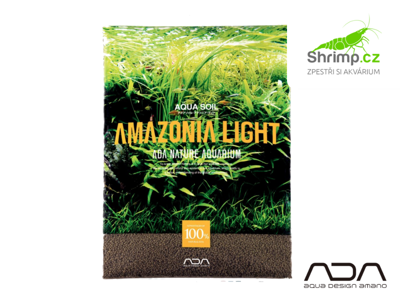 ADA Aqua Soil Amazonia Light 9 l