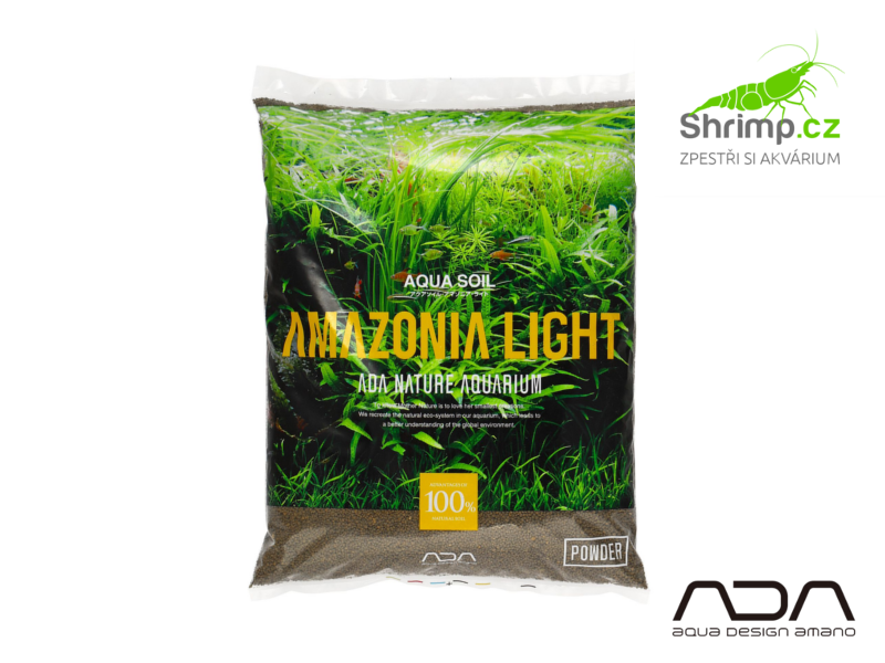 ADA Aqua Soil Amazonia Light Powder 3 l