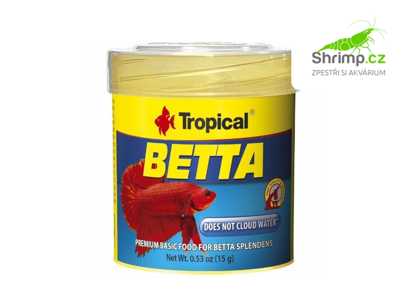 Tropical Betta 50 ml / 15 g