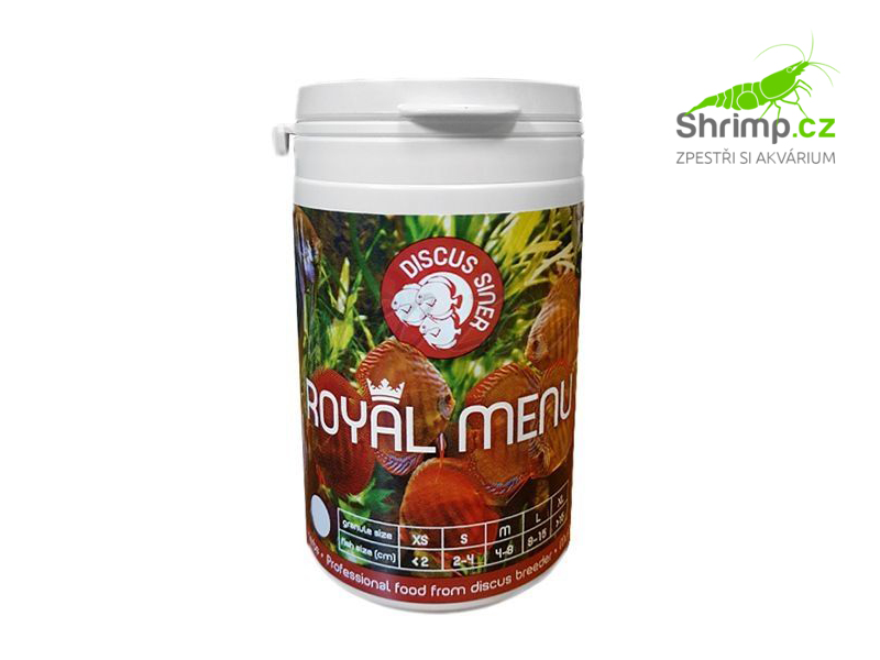 Royal Menu Discus-Siner XS 300 ml