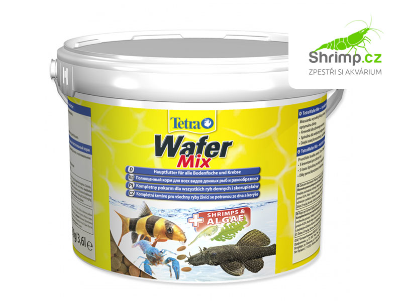 Tetra Wafer Mix 3,6 l / 1800 g